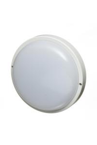 Светильник светодиодный ЖКХ 8Вт круглый 6000К IP65