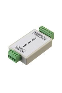 RGB усилитель светодиодный 12/144Вт (пластик)