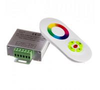 RGB контроллер сенсорний радио 18А/216Вт