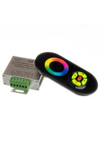 RGB контроллер светодиодный черный 18А/216Вт