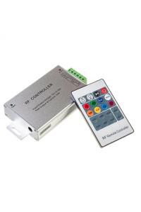RGB контроллер светодиодный 24А/288Вт (RR 20 кнопок)