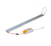 Растрозаменители для ламп Т8 (комплект) 2 линейки 14Вт белый