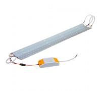 Растрозаменители для ламп Т8 (комплект) 4 линейки 28Вт белый