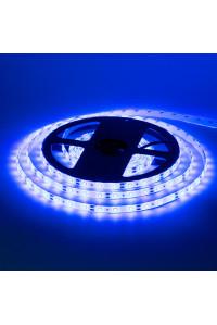 Светодиодная лента 12В синяя 60led/m smd2835 IP65