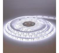 Светодиодная лента 12В белая 120led/m Motoko smd2835 IP65, 1м