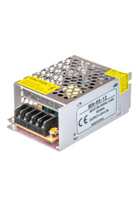 Блок питания 12В MN-5А 60W IP20