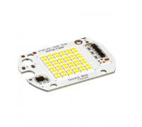 Матрица для светодиодов 220В 50Вт IC 6000K