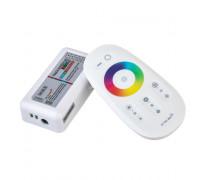 RGBW контроллер светодиодный 24А/288Вт, (IR 8 кнопок)