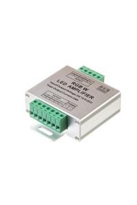 RGBW усилитель светодиодный 24А/144Вт