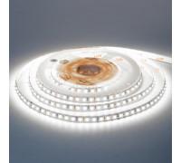 Светодиодная лента 12В белая 120led/m AVT-New smd2835 IP65, 1м