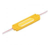 Светодиодный модуль 24 В желтый COB 1led 2 Вт IP65