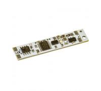 Датчик в профиль (оптический) ON/OFF 12V 5A с диммированием+памятью, дистанц. до 3см