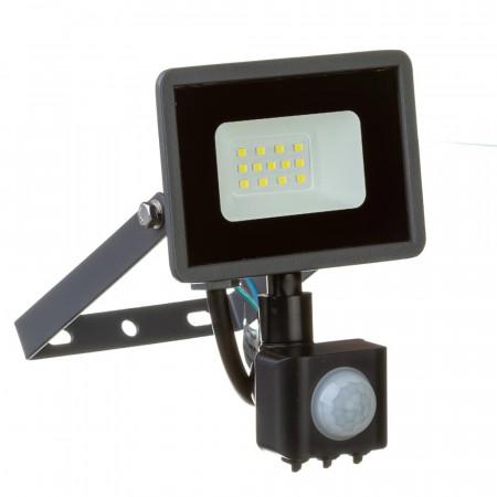 Купить Led прожектор с датчиком движения AVT 10Вт IP65 6000К во Львове