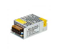 Блок питания 12В MN/1-4А 48W IP20