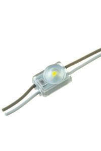 Модуль 12V МТК  белый 1led smd2835 1Вт IP65