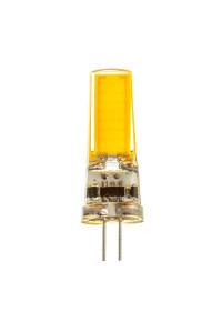 Светодиодная лампа SIVIO cob2508 5Вт G4 12В 3000K Silicon